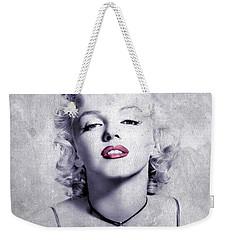 Marilyn Monroe - 0102b Weekender Tote Bag by Variance Collections
