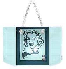 Marilyn Monroe By Jackie Shearer Weekender Tote Bag