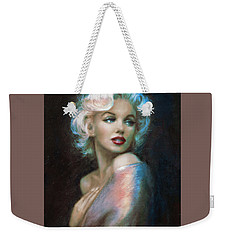 Marilyn Romantic Ww 6 A Weekender Tote Bag