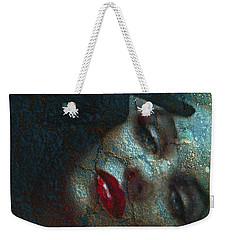 Marilyn St 2 Weekender Tote Bag