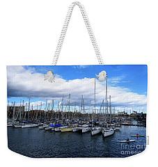 Marina 1 Weekender Tote Bag