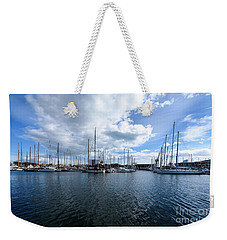 Marina 2 Weekender Tote Bag