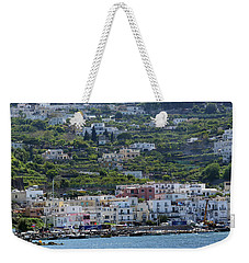 Marina Grande, Isle Of Capri Weekender Tote Bag
