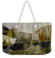 Marina Shapes II Weekender Tote Bag