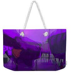 Marina Shapes Weekender Tote Bag
