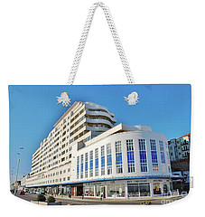 Marine Court At Saint Leonards On Sea Weekender Tote Bag