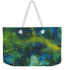 Marine Forest Weekender Tote Bag