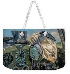 Marine Warbird Weekender Tote Bag