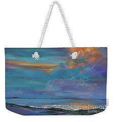 Mariners Beacon Weekender Tote Bag by AnnaJo Vahle