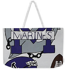 Marinette Marines. Weekender Tote Bag