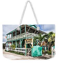 Marin's On Caye Caulker Weekender Tote Bag