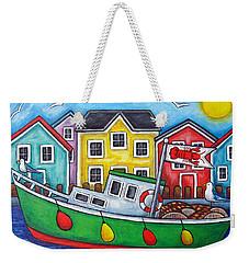 Maritime Special Weekender Tote Bag