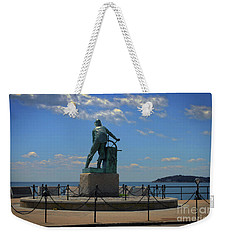 Maritime Tribute Weekender Tote Bag