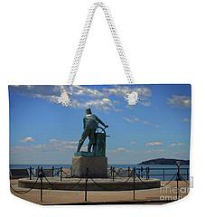 Maritime Tribute Weekender Tote Bag