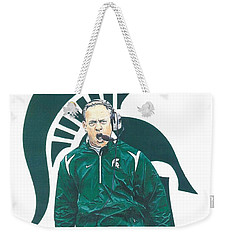 Mark Dantonio Weekender Tote Bag