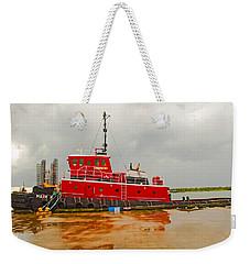 Mark K Weekender Tote Bag