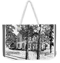 Markham House Weekender Tote Bag