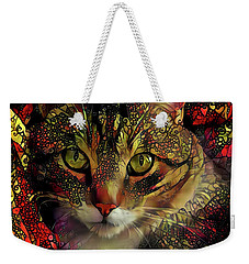 Marmalade In The Morning Weekender Tote Bag