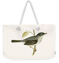 Marmora's Warbler Weekender Tote Bag by English School