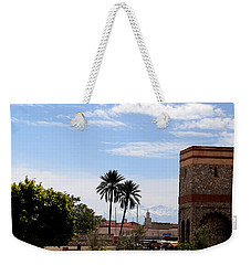 Weekender Tote Bag featuring the photograph Marrakech 2 by Andrew Fare