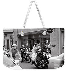Marriage In Santa Fe Weekender Tote Bag