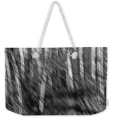Marsh Abstract Weekender Tote Bag by Thomas Young