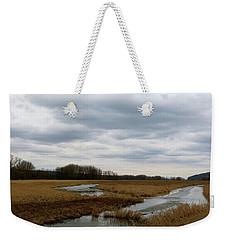 Marsh Day Weekender Tote Bag