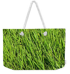 Marsh Grasses Weekender Tote Bag