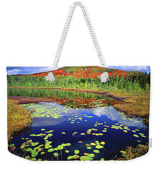 Marsh Pond Weekender Tote Bag