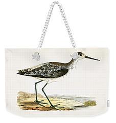 Marsh Sandpiper Weekender Tote Bag