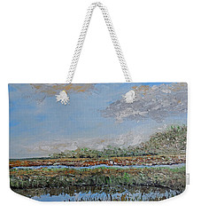 Marsh View Weekender Tote Bag