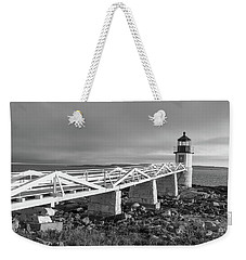 Marshall Point Lighthouse Weekender Tote Bag