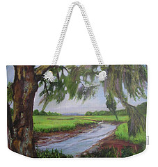 marshes of Charleston  Weekender Tote Bag