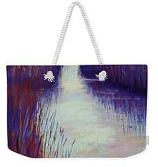 Marshy Reeds Weekender Tote Bag