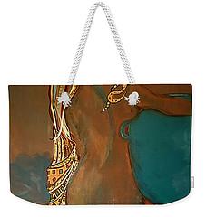 Martha Weekender Tote Bag