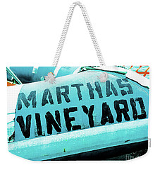 Marthas Vineyard Weekender Tote Bag