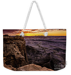 Martian Landscape On Earth - Utah Weekender Tote Bag by Gary Whitton