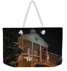 Martin Hall Night 01 Weekender Tote Bag by Gregory Daley  PPSA