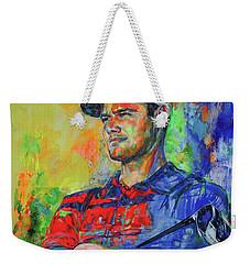 Martin Kaymer Weekender Tote Bag