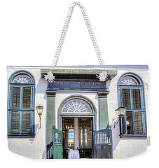 Martin Luther Church Suriname Weekender Tote Bag by Nadia Sanowar