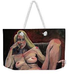 Martine Weekender Tote Bag