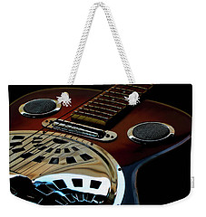 Martinez Guitar 002 Weekender Tote Bag