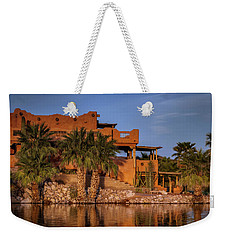 Martinez Lake Weekender Tote Bag