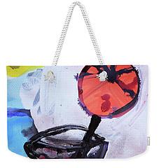 Martini And Orange Weekender Tote Bag