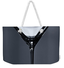 Martini Weekender Tote Bag by Margie Hurwich