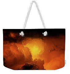 Marvelous Clouds Weekender Tote Bag