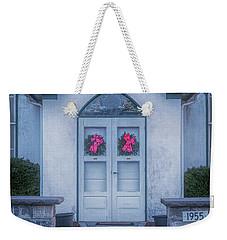 Marvin Chapel Weekender Tote Bag