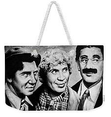 Marx Bros Weekender Tote Bag