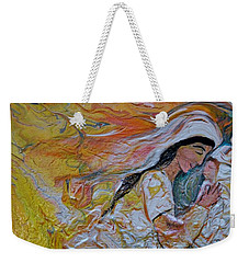 Mary Did You Know Weekender Tote Bag