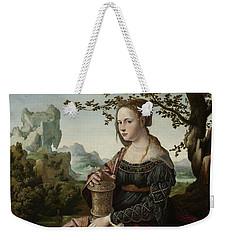 Mary Magdalene, 1530 Weekender Tote Bag